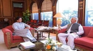 PM Imran summons CM Mahmood Khan tomorrow