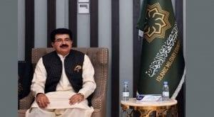 Pakistan should help China in this difficult time: Sadiq Sanjrani