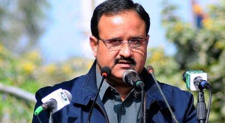 COVID-19 daily testing capacity raised to 6,000 in Punjab: CM Buzdar