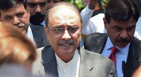 AC adjourns indictment proceedings against Zardari till July 29