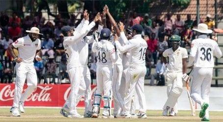 Zimbabwe win toss, decide to bat first against Sri Lanka