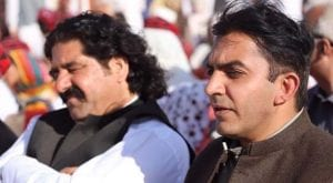 Police arrests Mohsin Dawar and 30 others outside Islamabad press club