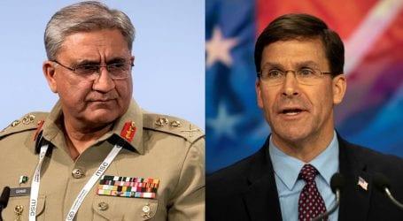 Pakistan wants to de-escalate Middle East tension: COAS