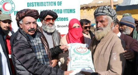 Governor Balochistan reviews relief efforts in snow-hit areas