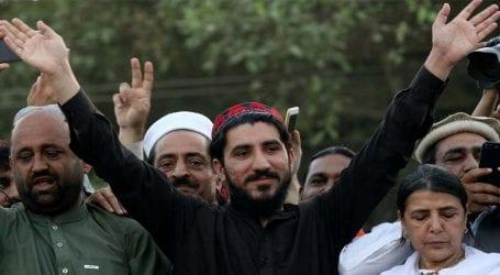 Police arrest PTM chief Manzoor Pashteen in Peshawar