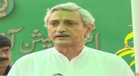 Jahangir Tareen tasked to meet PTI govt's coalition partners