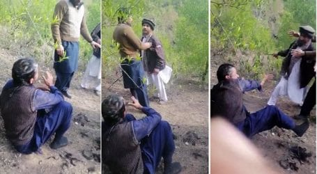 Hafiz-e-Quran thrashed, humiliated in AJK