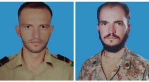 2 soldiers martyred, 5 terrorists killed in North Waziristan: ISPR