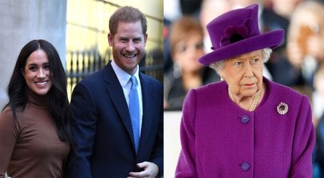 Queen calls for an emergency meeting over Prince Harry's decision