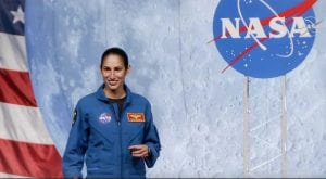 Space unite us: First Iranian-US astronaut reaches for stars