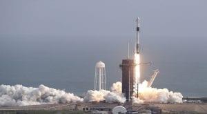 SpaceX destroys rockets during astronaut escape test