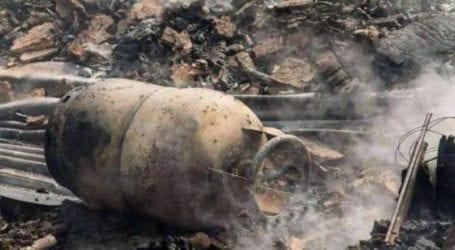 Five injured as gas cylinder explodes in Peshawar
