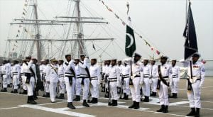 Pakistan Navy conducts annual efficiency competition parade 2019