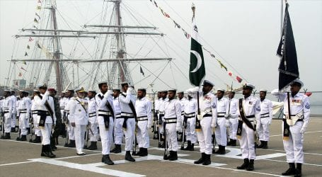 Pakistan Navy conducts annual competition parade 2019