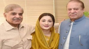 Shehbaz ask for allowing Maryam to travel London