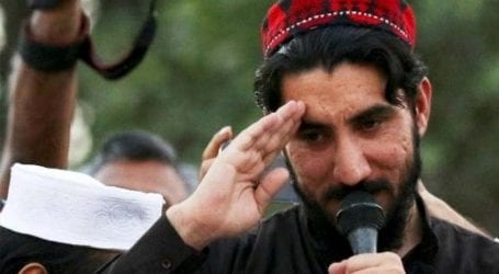 Session court refuses bail plea of PTM's Manzoor Pashteen