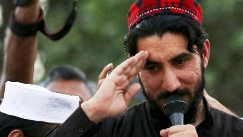Session court refuses bail plea of PTM's Manzoor Pashteen