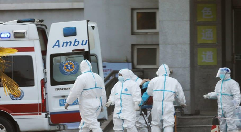 Global coronavirus fatalities surge past 60,000