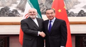 """China urge US to not """"missus of power"""" seek solution by dialogue"""