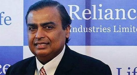 Ambani's company makes record profit on customers strength