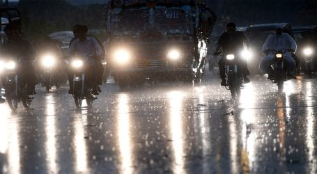 Karachi likely to receive light rain today: PMD