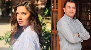 Mahira comes out in support of Sarmad Khoosat's 'Zindagi Tamasha'