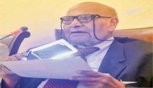 Founder of Journalism dept at KU Prof Sharif Al-Mujahid passes away