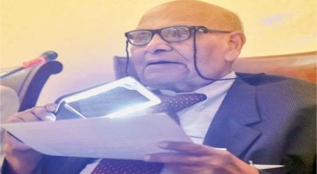 Founder of Journalism dept at KU Prof Sharif Al-Mujahid passes away
