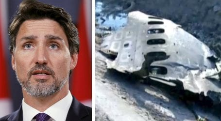 PM Trudeau wants clarification from Iran over plane shoot-down