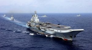 Indonesia deploys warships, fighterjets indisputedseas withChina