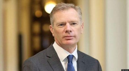 British Ambassador Rob Macaire arrested in Tehran, says UK govt