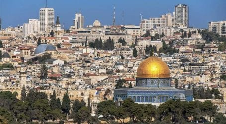 Pakistan backs Palestinian state with Jerusalem as capital