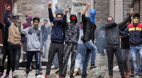 Life in Kashmir remains paralysed as curfew enters 320th day