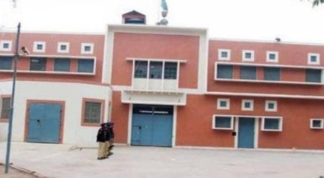 Fire breaks out in NAB's barrack at camp jail Lahore