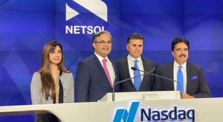 Pakistani envoy participates in Nasdaq closing bell ceremony