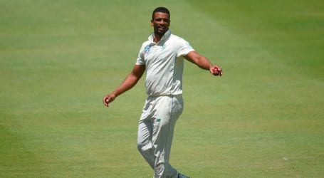 Philander fined for swearing at England batsman