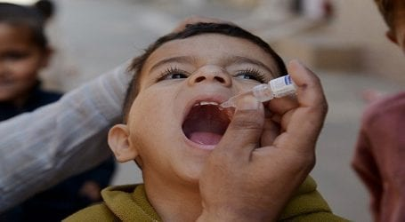 Anti-polio drive to start from August 13 across country