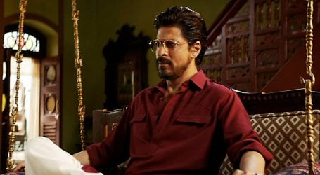 Shah Rukh Khan shares hilarious video with 'Raees' film dialogue