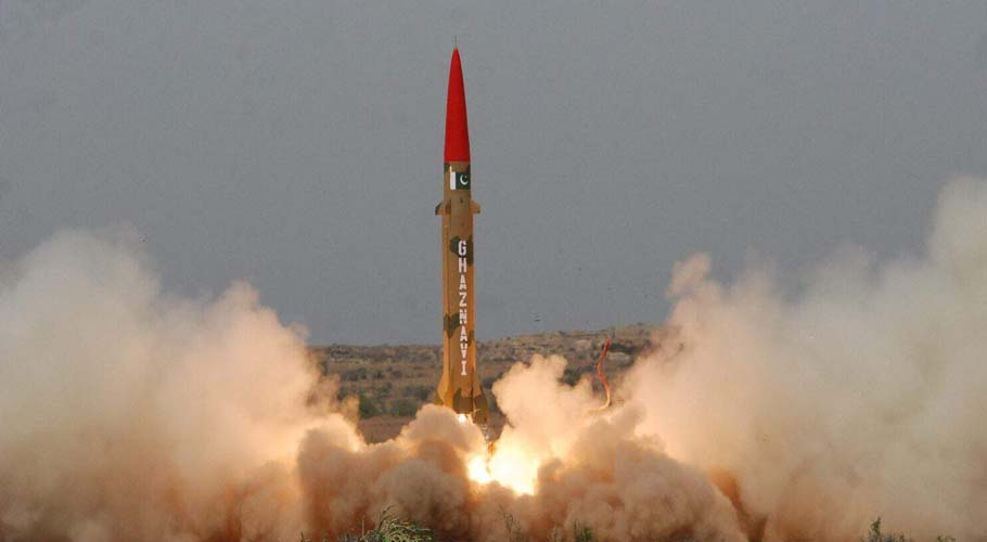"""Pakistan successfully carries out ballistic missile """"Ghaznavi"""": ISPR"""