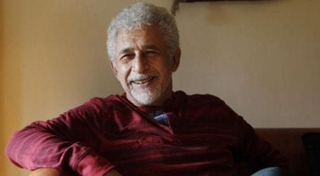 Naseeruddin Shah says he cannot live in India as a Muslim