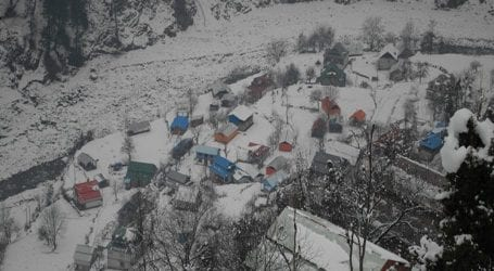 13 killed in separate incidents as heavy rain, snow lashes AJK