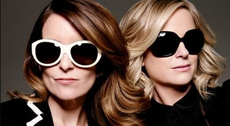 Tina Fey and Amy Poehler to host Golden Globes next year