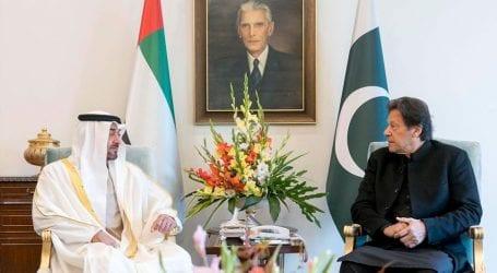 PM, Abu Dhabi Crown Prince discuss bilateral, regional issues