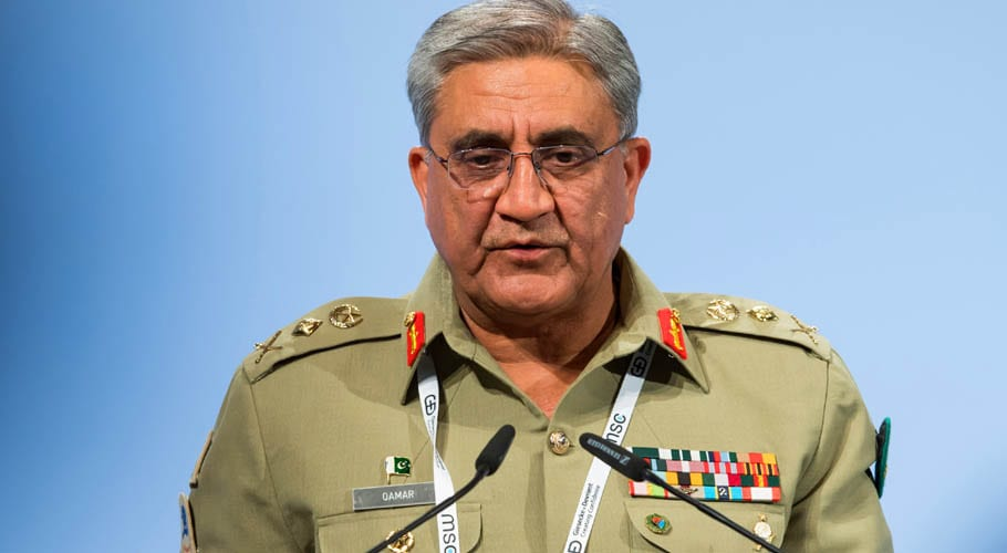 Resolution of disputes must for enduring peace in South Asia: COAS ...