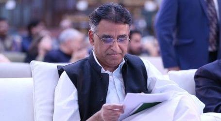 Coronavirus situation in Pakistan improving: Asad Umar