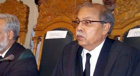 CJP Gulzar takes first suo motu notice over inadequate facilities at hospitals