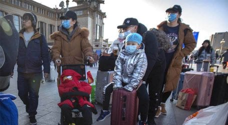 Death toll due to Coronavirus reaches 425 in China