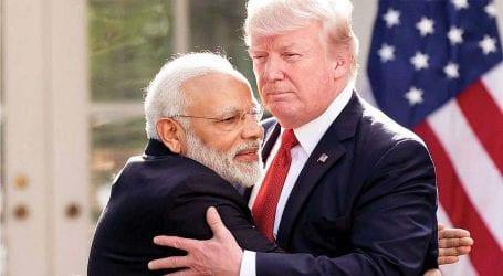 Modi govtplans $2.6 billion military deal ahead Trump's visit