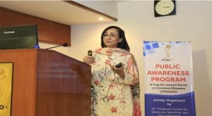 30% of cancers in women are breast cancers: Dr Rufina