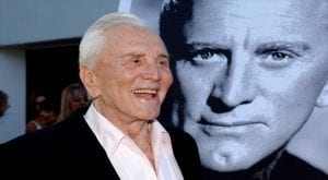 Hollywood movie star Kirk Douglas passes away at age of 103